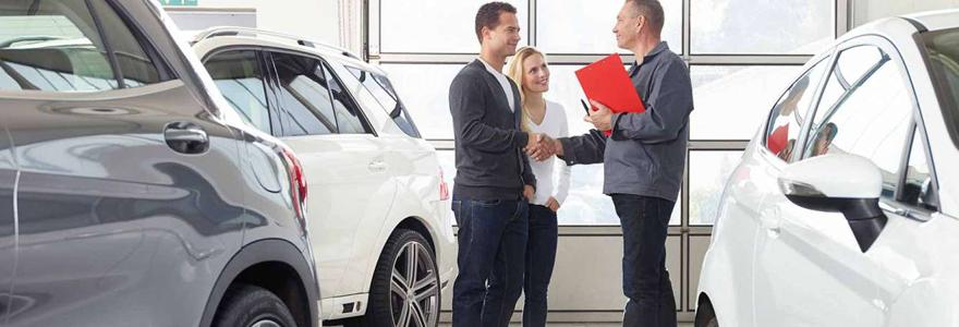 Acheter mandataire auto