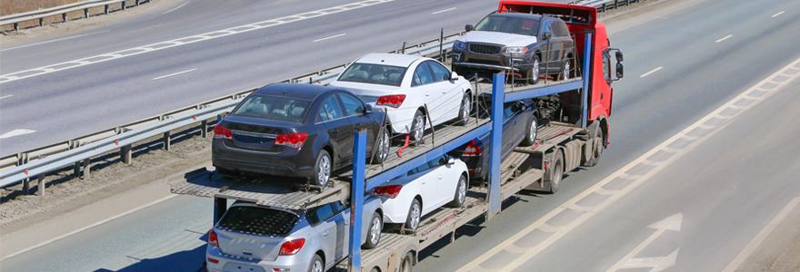spécialiste pour le transport véhicule