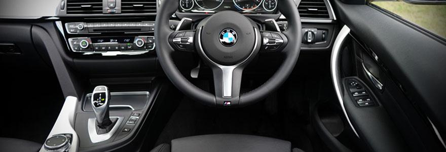 Trouver une concession BMW à Paris