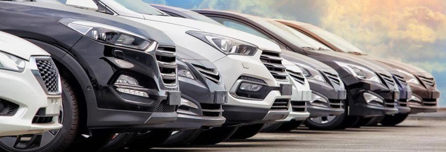 Le monde automobile