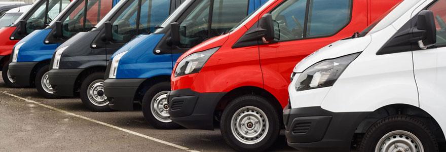 Vente de véhicules utilitaires