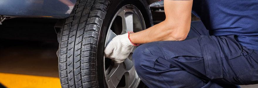 Remplacer les pneus de son véhicule