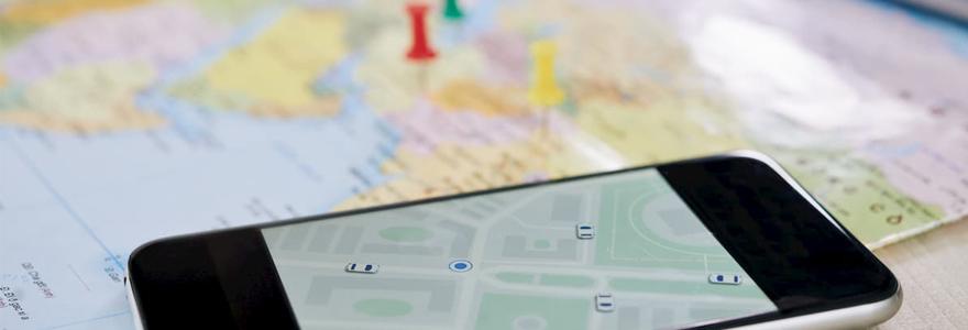 Boitier GPS