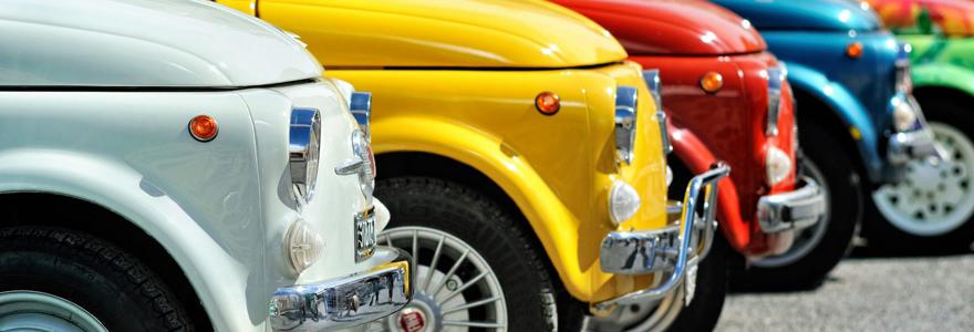 voitures italiennes